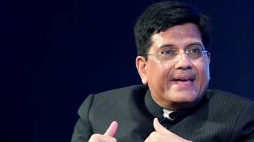 Piyush Goyal for making GeM portal more simple to attract MSME players
