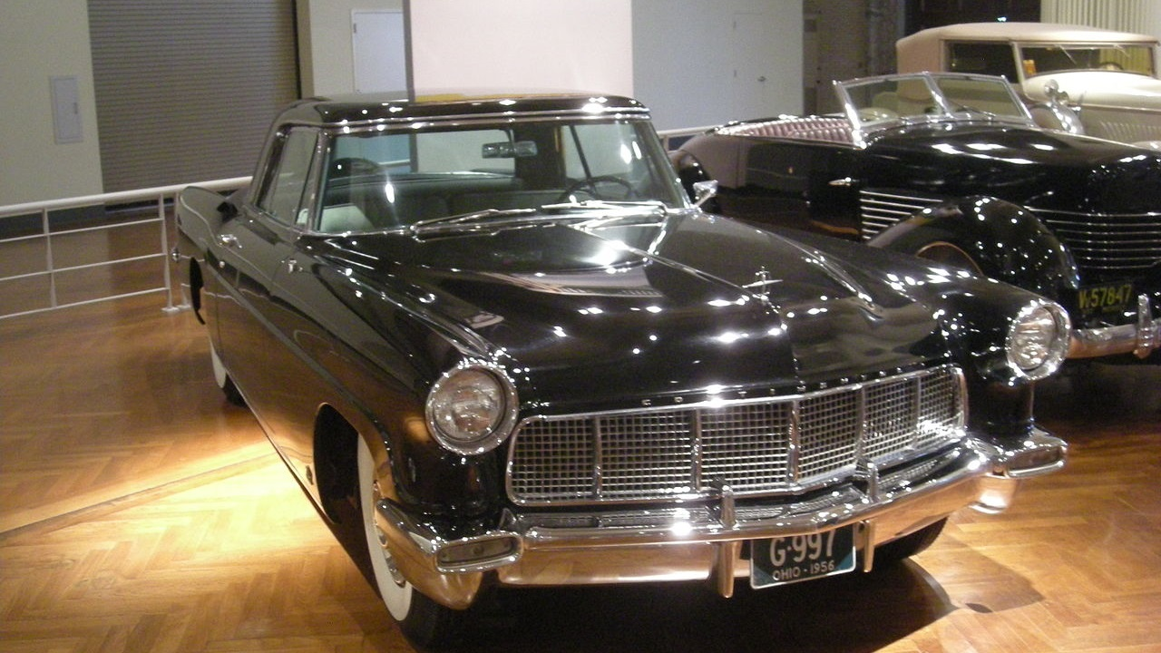 1952-53 || This budget announced the receipt of assistance from a very popular US-based philanthropic organization. Which organization is this? Ans: Ford Foundation (In image, 1956 Ford Continental Mark II; Wikimedia Commons)