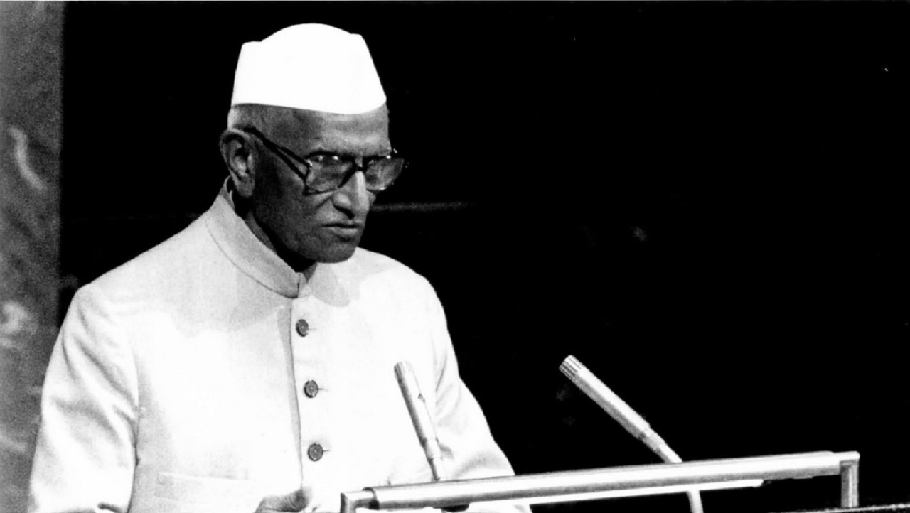 1962-63 || This budget is known for substantially raising the income tax rate to the highest. What was the highest income tax rate, excluding surcharge that this budget announced? Ans: 72.5 percent (The budget was presented by Morarji Desai; Image source: US embassy, New Delhi/File)