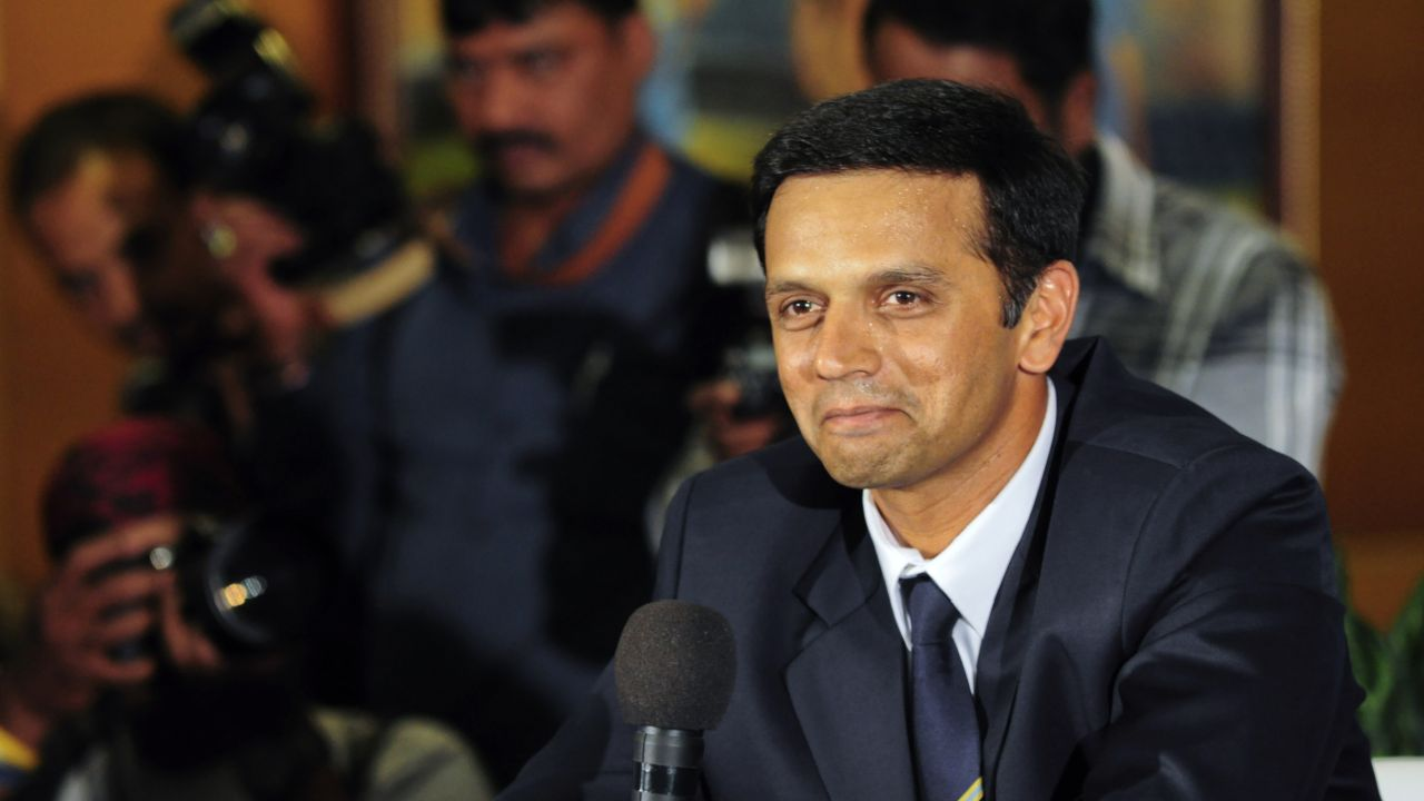 Answer: Kissan and hence Rahul Dravid's nickname was Jammy. (Image: Reuters)