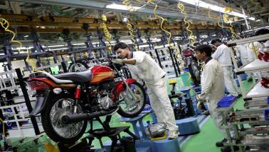 Hero MotoCorp sales rise 16% to 7,34,668  units in October