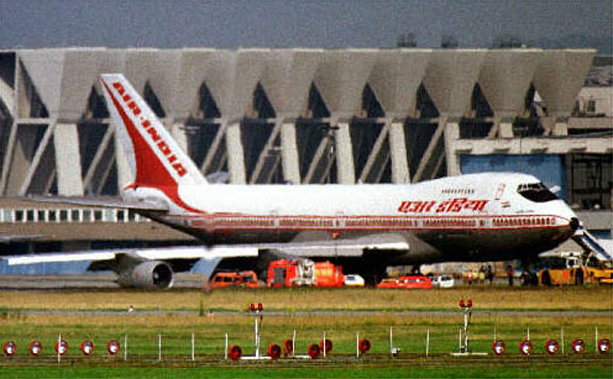Over 134 passengers and the crew of an Air India plane from Delhi had a miraculous escape in June 2017 when it suffered a brake failure on landing and skidded beyond the runway before coming to a halt at the end of the strip, reported PTI. (Representational Image: Reuters)