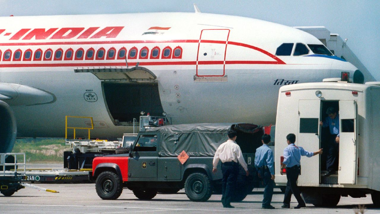 An Ethiopian Airlines plane clipped wings with an Air India aircraft at the Indira Gandhi International airport in New Delhi in August 2017, as per PTI. (Representational Image: Reuters)