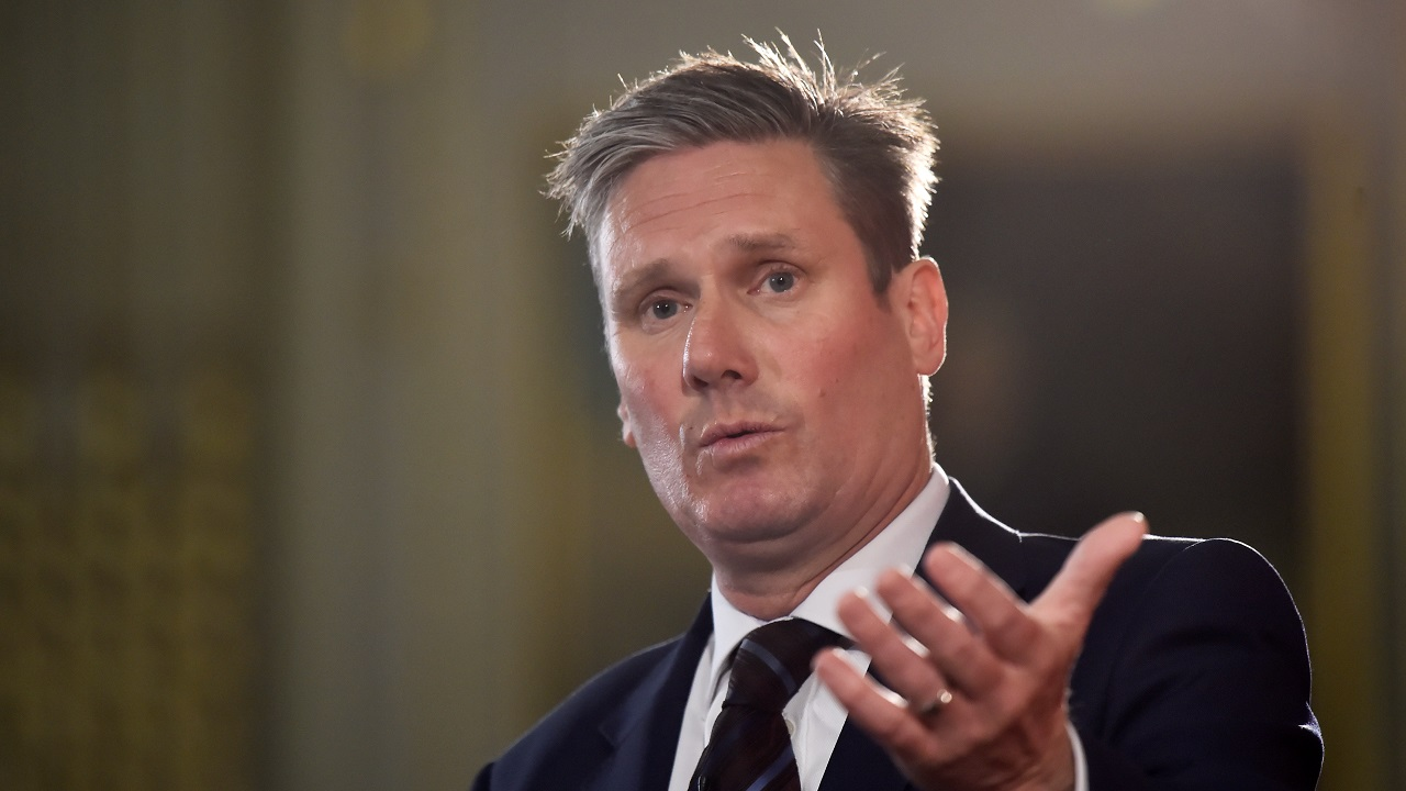 "Opposition Labour party's Brexit policy chief Keir Starmer, describing any attempt to persuade the government that the legislation needed to change as ""talking to a brick wall"", adding that ""This bill has never been fit for purpose"". (Image: Reuters)"