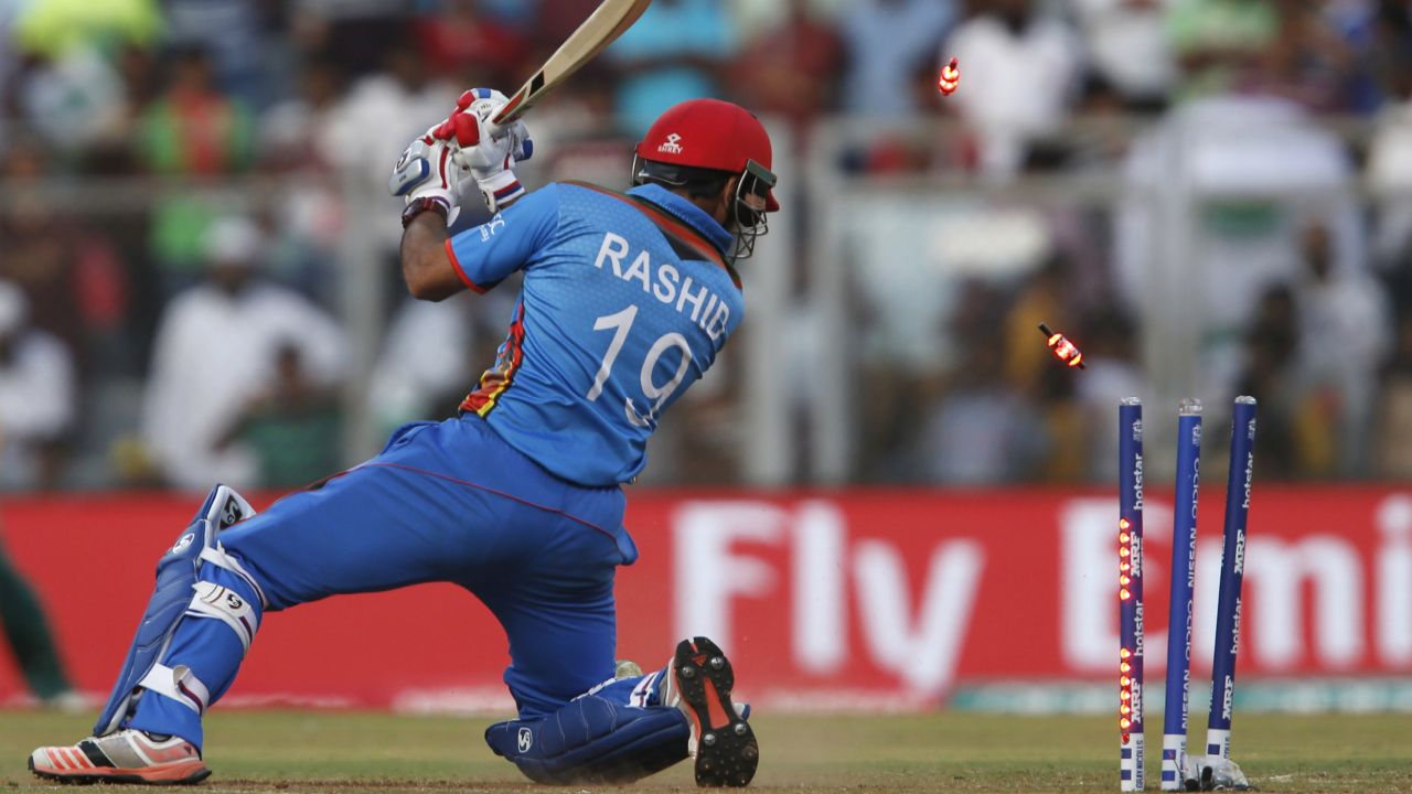 Associate Cricketer of the Year - Rashid Khan: Afghanistan's 19-year-old leg-spinner capped an exceptional, wicket-laden year with the prestigious Associate Cricketer of the Year award. (Reuters)