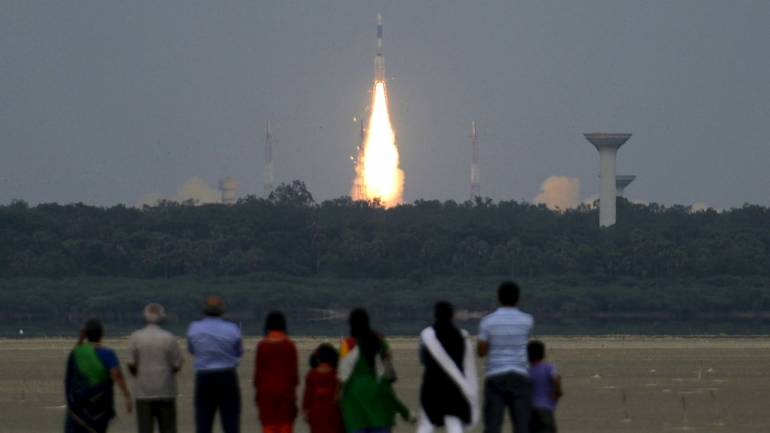India's heaviest satellite GSAT-11 launched successfully