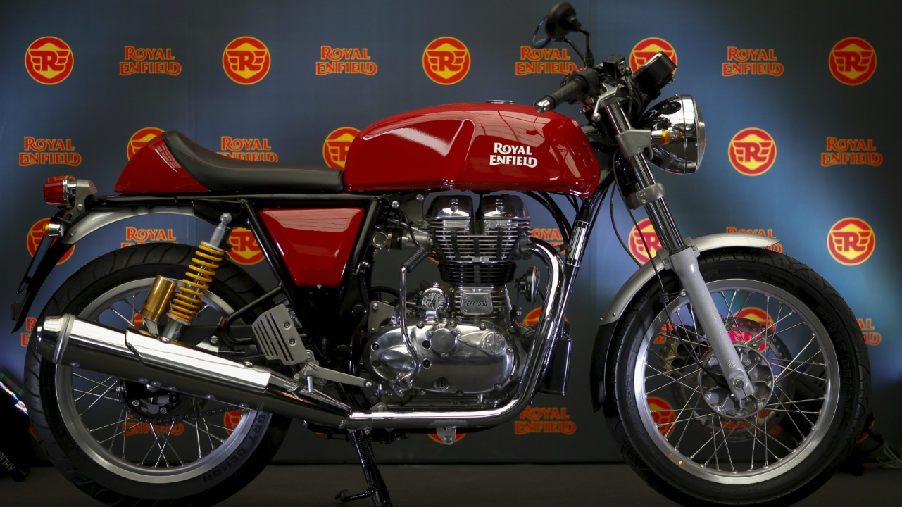 Royal Enfield | India sales of Royal Enfield jumped 16% to 65,367 units vs 56,316 units sold in December 2016.