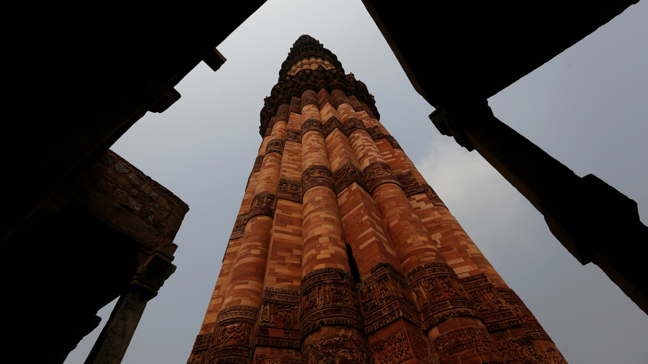 Delhi with its lengthy history and historic associations has many monuments of significance; the Archaeological Survey of India recognises 175 monuments in Delhi as national heritage sites. But only three figure in the UNESCO World Heritage Site - the Red Fort and Qutab Minar are two of them. Which is the third one?