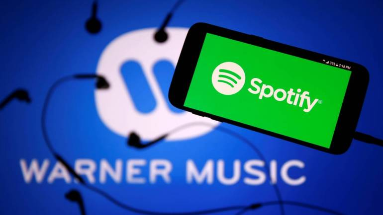 Spotify Launched in India Despite Trouble With WMG