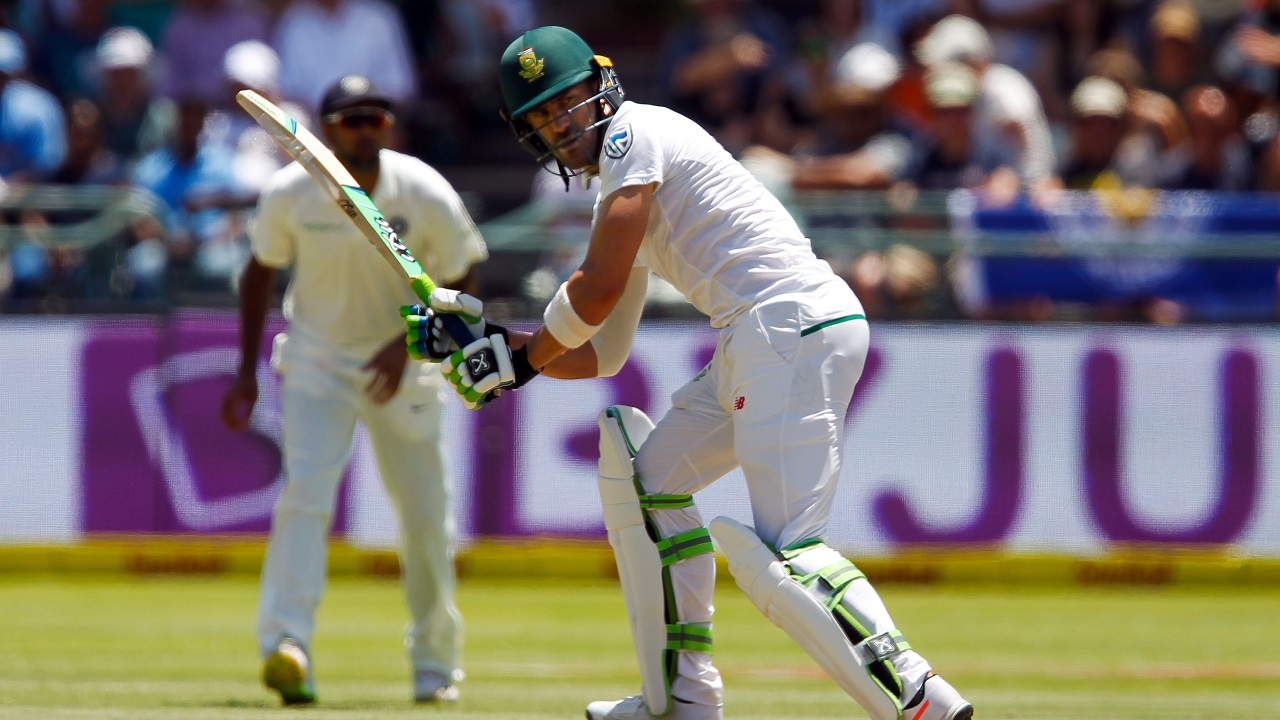 Faf du Plessis | The South African skipper strengthened the Proteas' first innings score along with AB de Villiers. His 62-run knock helped the Proteas raked up a competitive score. However, he was caught on a duck in the second innings. (Image: Reuters)