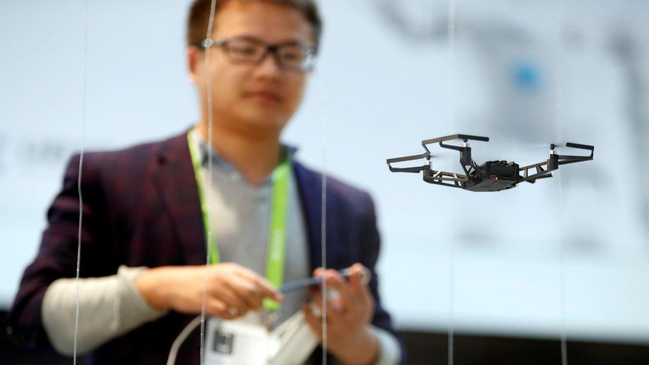 Kudrone drone