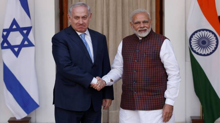 'Israeli firms to provide medical, industrial facilities to India'