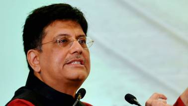 Piyush Goyal named interim Finance Minister