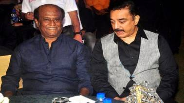 Student politics: Haasan on a different pitch from Rajini's