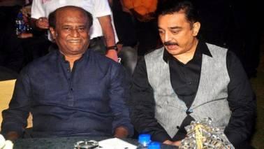 Rajini and I need to ponder if we have to align: Kamal Haasan