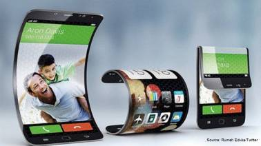 Samsung's bendable phone Galaxy X to be equipped with 3D touch, patent filing show