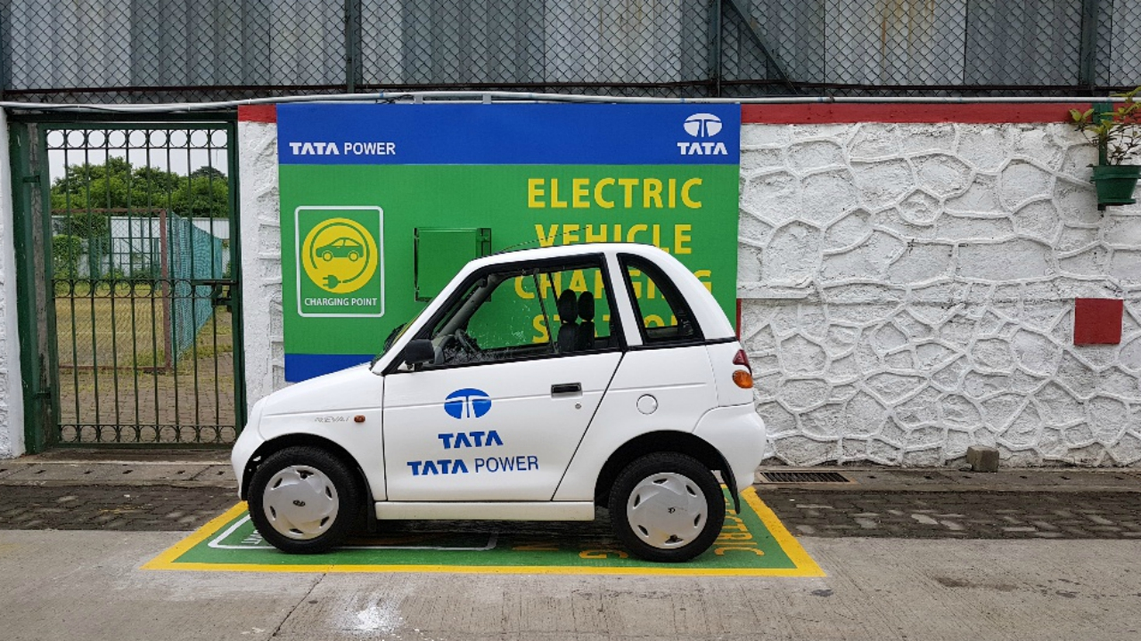 A customs duty exemption on select electric vehicle parts is a step that would incentivise the purchase of EVs. This, the FM said, has been done to facilitate a shift from fossil fuels to environment friendly fuels. (Image: PTI)