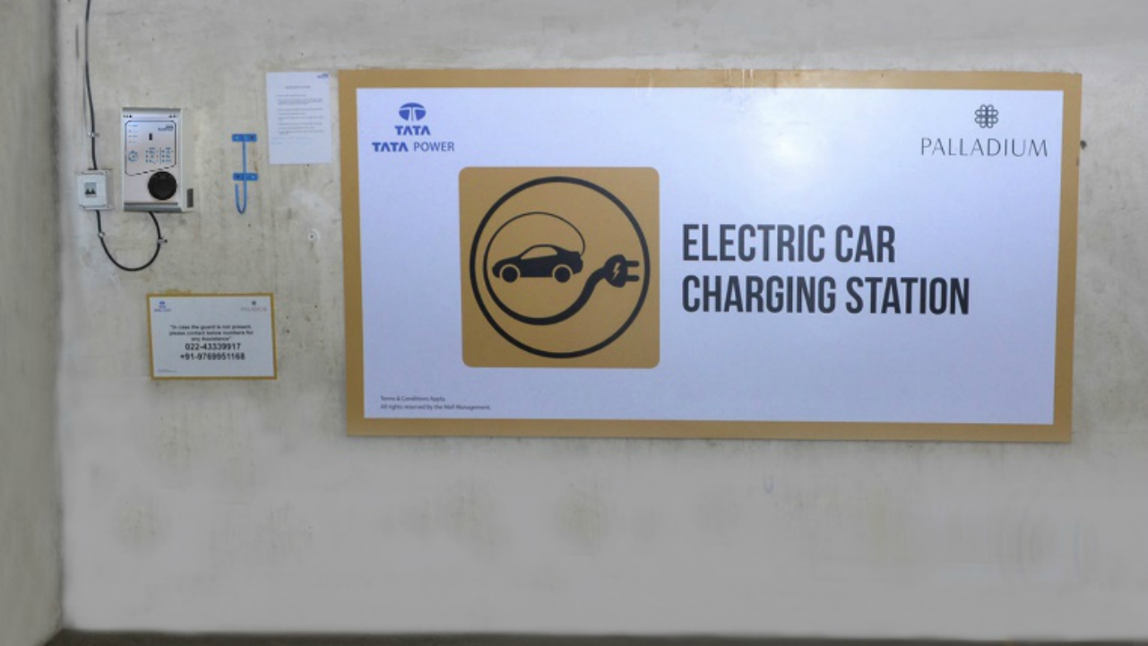 Tata Power installed the first electrical vehicle charging station in Vikhroli region. The company aims to cover strategic locations to build more such stations.