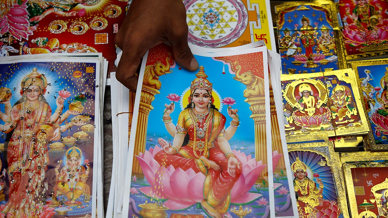 2011-12 || Pranab Mukherjee invoked the name of two Hindu deities in budget speech seeking their blessings for two unknown events that could affect the economy. Whose name did he invoke? Ans: Lord Indra, praying for timely and plentiful monsoon rains, and Goddess Lakshmi for a bountiful harvest. (Image source: Reuters)