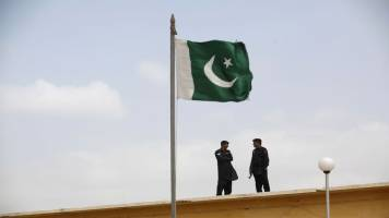 Pakistan sends top official to plead its case in FATF meet in Paris