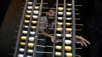 CCEA approves Rs 2,161 cr for silk industry development