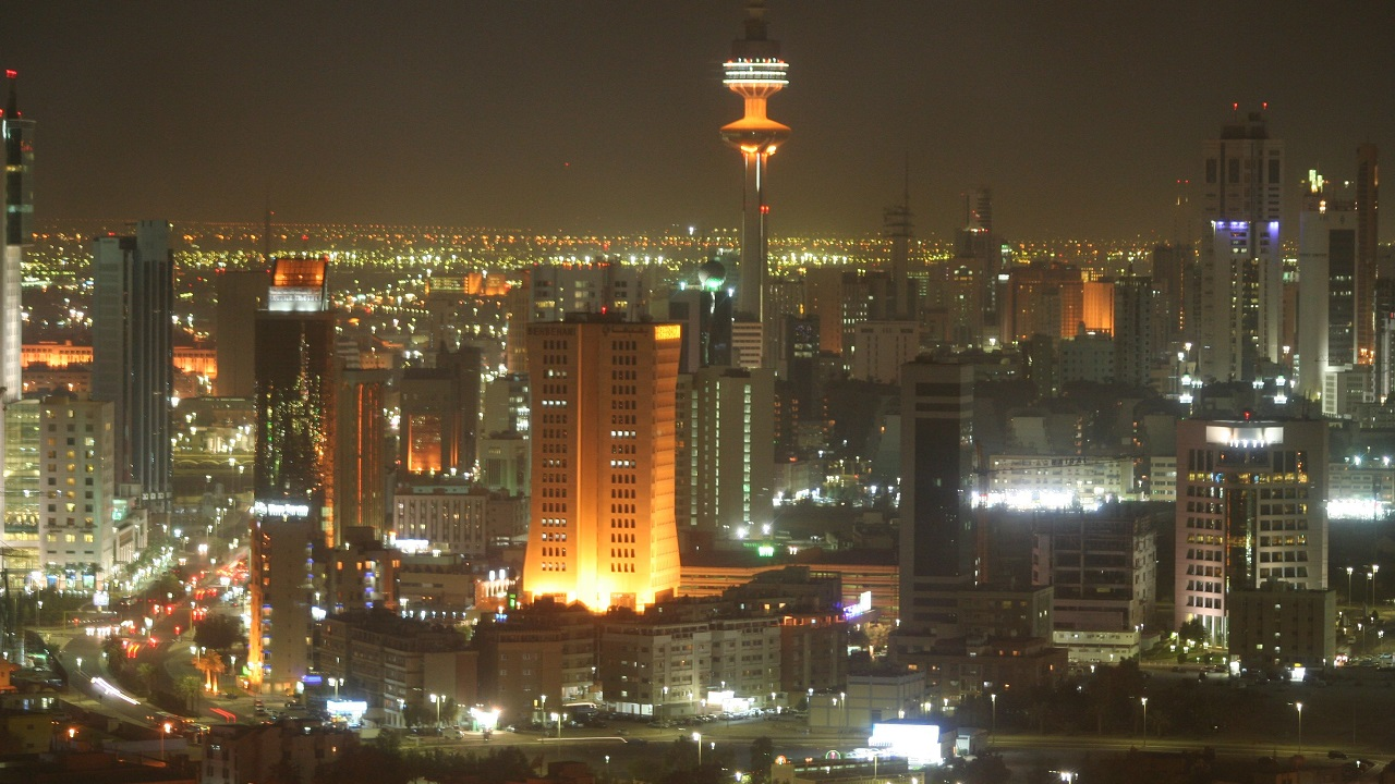 Kuwait | | Cost per litre – Rs 23.83 | The skyline of Kuwait (Snap/Flickr)