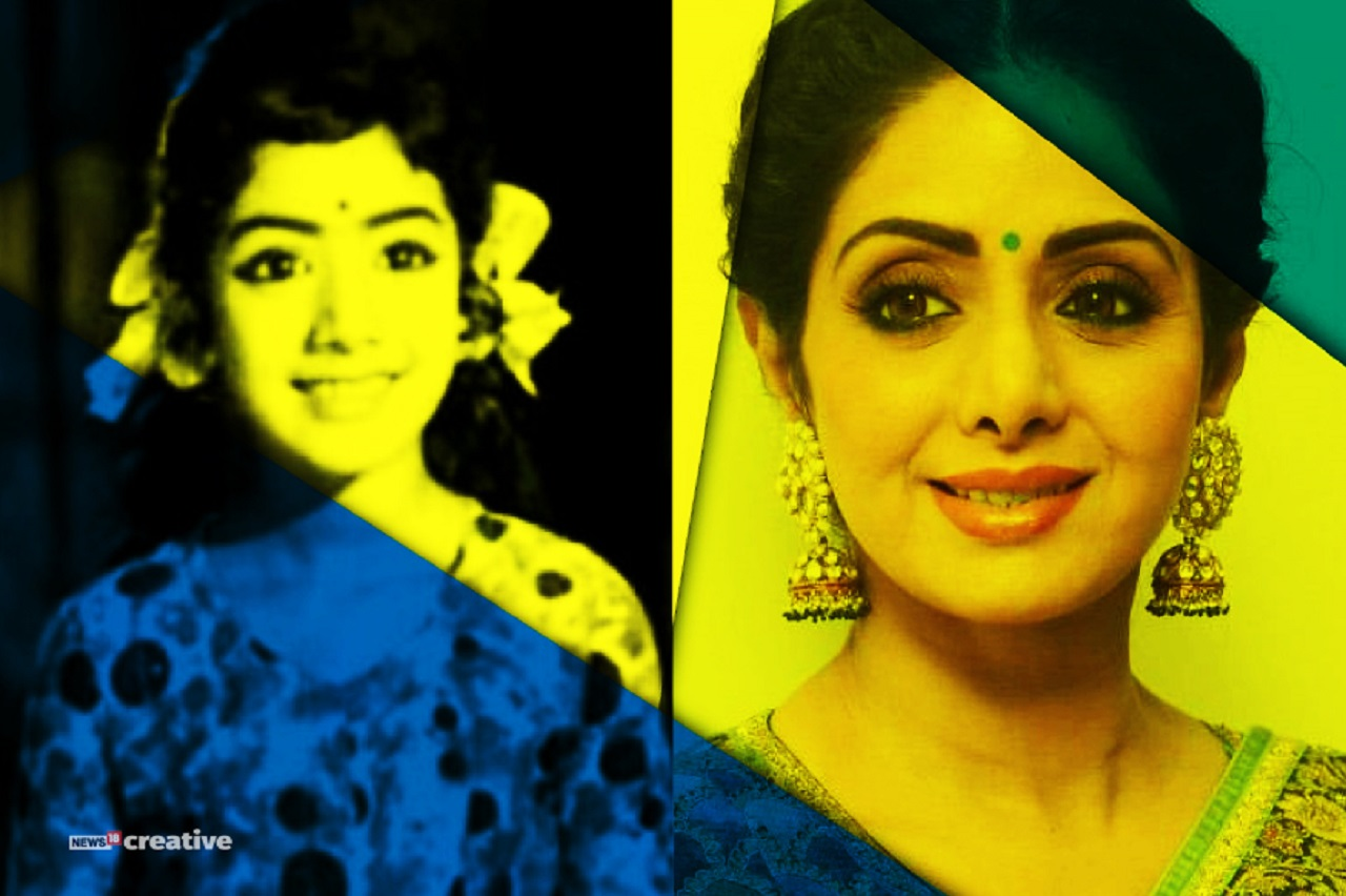 Chaalbaaz (1989) | In a double role, Sridevi did wonders while playing both the docile and the tomboy characters. It clocked close to Rs 4 crore at the box office. The film that also starred Sunny Deol and Rajnikanth is also remembered for superhit number Najane kaha se ayi hai.