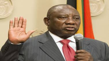Cyril Ramaphosa: All you need to know about the newly elected South African President