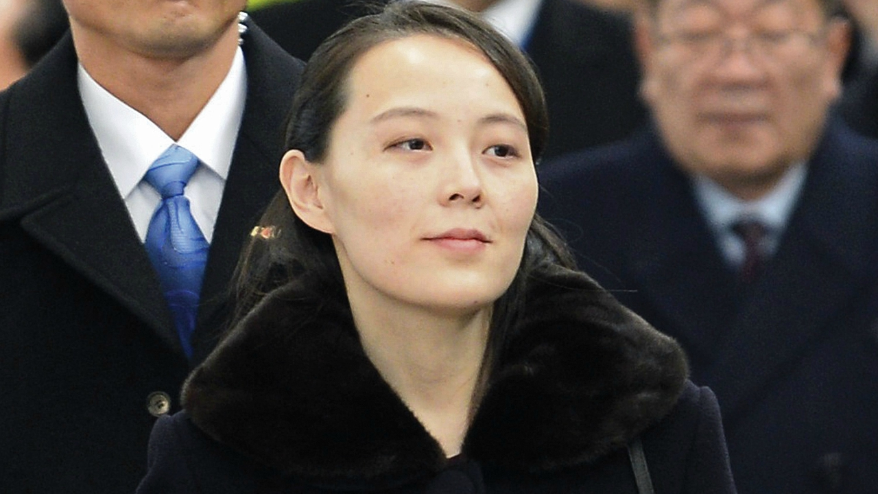Kim Yo Jong, sister of North Korean leader Kim Jong Un, arrives at the Incheon International Airport in Incheon, South Korea, Friday, Feb. 9, 2018. Kim on Friday became the first member of her family to visit South Korea since the 1950-53 Korean War as part of a high-level delegation attending the opening ceremony of the Pyeongchang Winter Olympics. (AP/PTI)