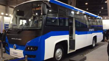Awarding electric bus contracts to Chinese companies against Govt's purpose, saysAshok Leyland's Vinod Dasari