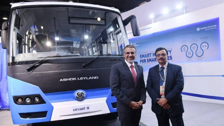 State governments positive about Ashok Leyland-Sun Mobility's battery  swapping tech