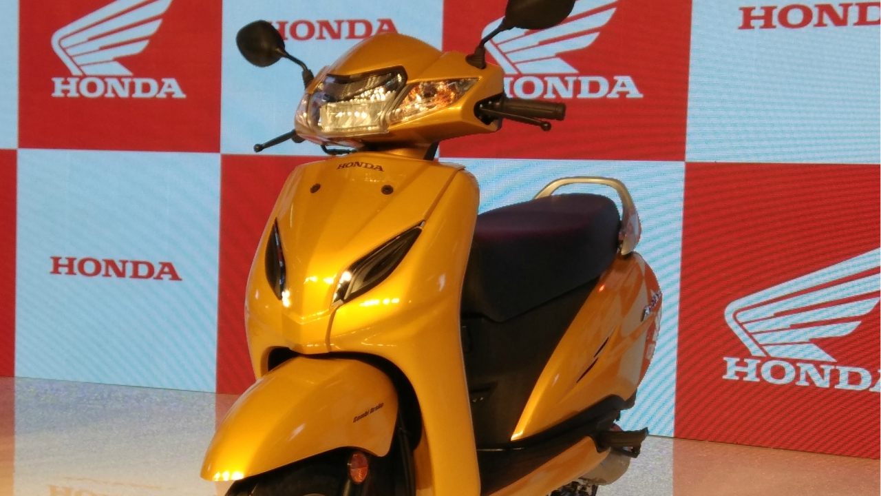 Honda Motorcycle and Scooter India also launched the all-new version of Activa - Activa 5G.