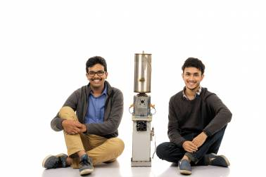 Science & Green tech | Rohan M Ganapathy (25), Yashas Karanam (23), Co-founders, Bellatrix Aerospace: Their company bagged a developmental order from the Indian Space Research Organisation in 2016. Considering their age, no one could believe that they could come up with something so technically challenging.