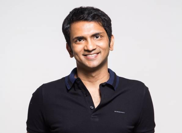 Bhavin Turakhia, co-founder and CEO, Zeta