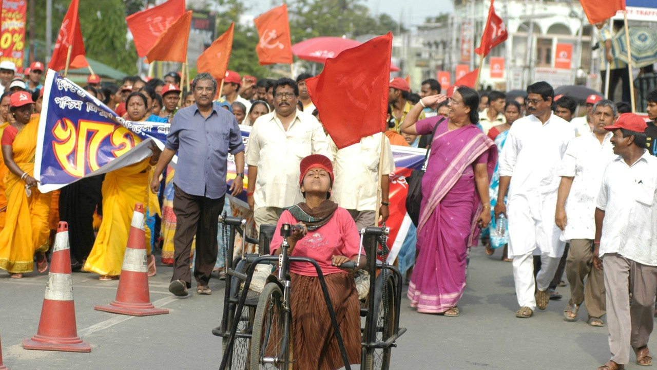 The Left Front has been in power in Tripura for 35 years, since 1983. (Photo: Reuters)