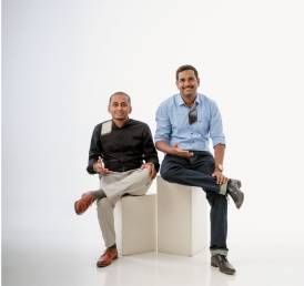 Health Care | Satish Kannan (28), EnbasekarDinadayalane (28), Co-founders, DocsApp: Their digital platform has a curated list of more than 2,000 specialist doctors; its internal panel of doctors helps get more doctors on-board, most of whom work at large hospitals in the metros.