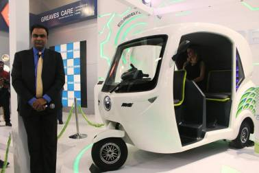 Greaves Cotton to acquire Ratan Tata-backed Ampere Vehicles for Rs 77 crore