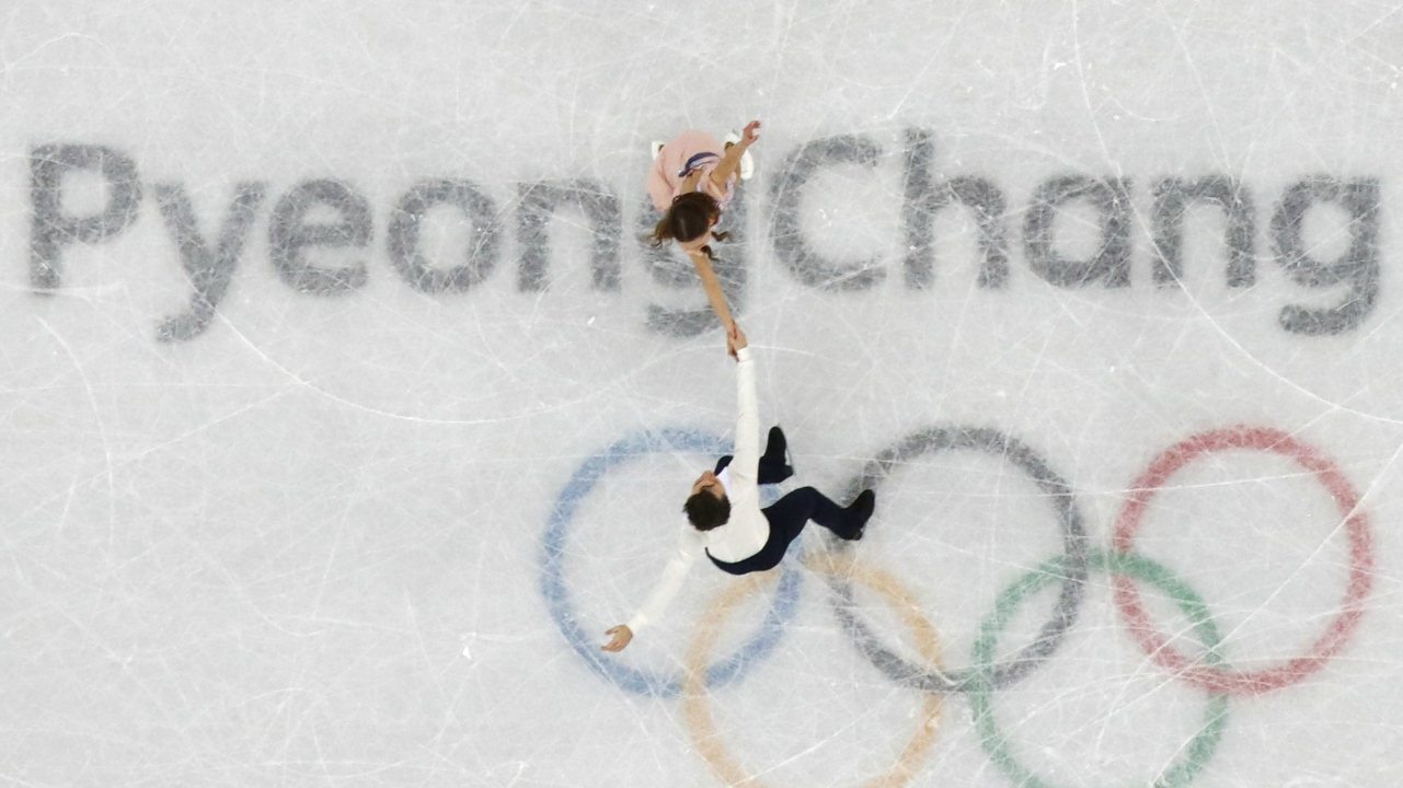 Figure Skating - Pyeongchang 2018 Winter Olympics - Ice Dance free dance competition final - Gangneung, South Korea. (Reuters)