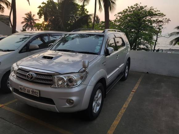 Toyota Fortuner   Rs 25.71 Lakhs - Rs 31.48 Lakhs (Ex-Showroom - Delhi) The SUV with bold stance and bolder abilities which gives its riders to head out into any kind of road is one of the two Toyota vehicles now in custody of the ED. The car packs 2694cc - 2755cc 4-cylinder engine under its hood.