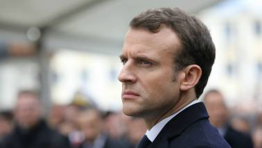 France will 'strike' if proven Syria using chemical arms: Macron