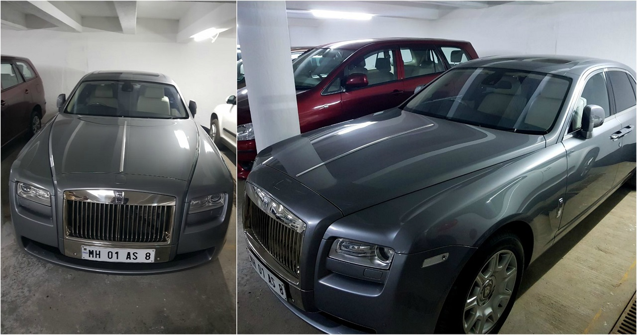 "Rolls Royce Ghost | Price: Rs 5.07 Crore - Rs 5.78 Crore (Ex-Showroom Delhi) The car which is named after the iconic 1906 ""silver Ghost"" model from the company, is every high rollers dream. The 6595cc 12-cylinder engine under its hood generates a torque of 820 Nm can sprint it to 0-100kmph in 4.9 seconds. Along with its performance, the style and heritage associated with it makes one of the must have in your garage, and may be Nirav Modi used the same excuse to buy it."