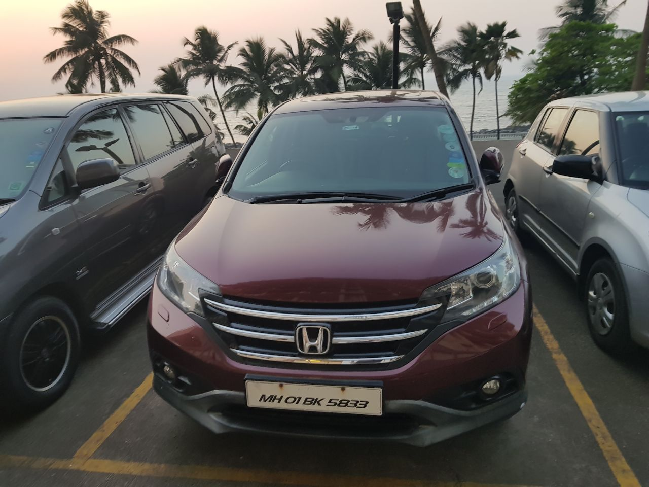 Honda CRv | Rs 22.29 Lakhs - Rs 26.36 Lakhs (Ex-Showroom - Delhi) The model seized by ED is the outgoing model of CR-V 3rd generation which is out of production now. The latest edition of the model packs 2354cc 4-cylinder engine which delivers 190 ps power and 226 Nm torque.