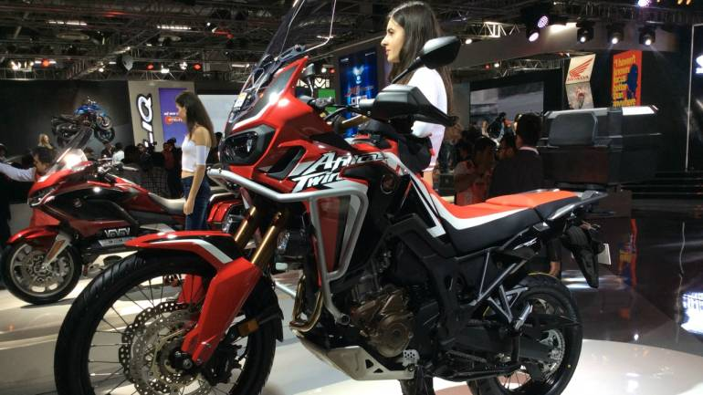 Honda Africa Twin Is A 1000cc Off Road Bike Priced At Rs 1290 Lakh