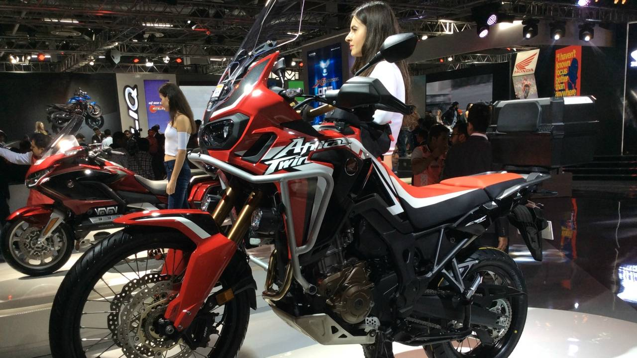 Top 5 luxury bikes that stole the show at Auto Expo 2018