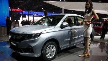 Auto Expo 2018: Honda unveils CRV, new Civic