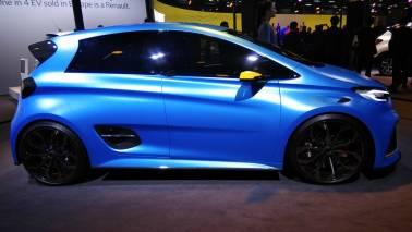 Auto Expo 2018: Renault unveils electric car sports car Trezor
