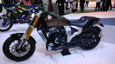 Auto Expo 2018: TVS unveils Ethanol-run bike, electric scooter and cruiser