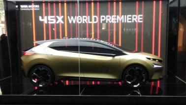 Auto Expo 2018: Tata Motors unveils H5X SUV, premium hatchback