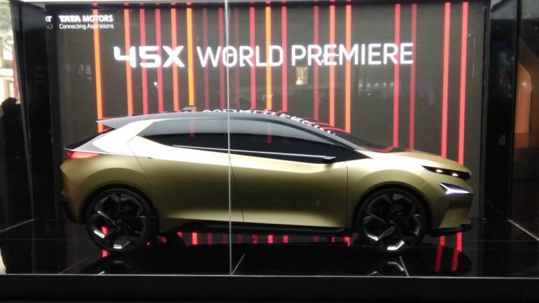 Auto Expo 2018: Tata Motors unveils H5X SUV, premium ...