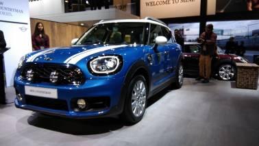 Auto Expo 2018: BMW unveils Mini Countryman in three variants